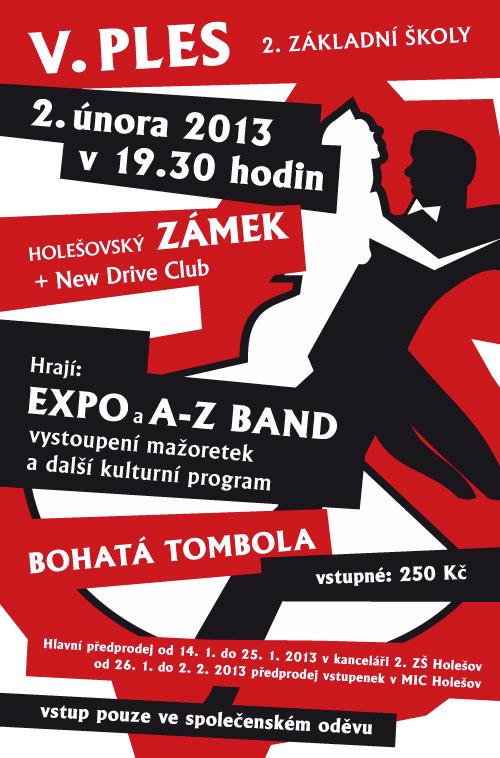 Ples 2. ZŠ Holešov